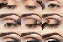 make-up / Clever ways to do your make-up