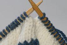 Trucs tricot