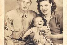Genealogy Photos ~ My Family History / by Gwen Hafford