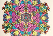 Mandala / my mandala collection from instagram @marianaromanica.ro