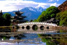 China / I WILL live here one day! / by Audrey Williams
