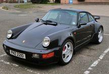 Porsches customizados