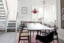 Fam din din. / Dining room
