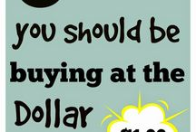 Frugal Living / Easy ways to save money while still buying the things you need!