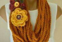 handmade scarf 2015-2016