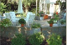 Landscapers & Hardscapers / Here are some snapshots of my landscaping and hardscaping websites! #webdesign