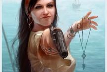 Arrrggghhh, Pirates / by Gloria