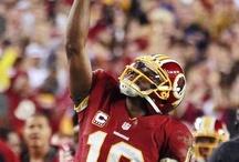 Redskins Rule! / by QL+ Program