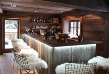 Chalet- Bar