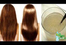 Mascarilla hidratar el pelo