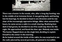 Scary Stories: Disturbing