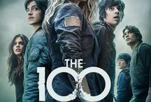 The 100 / Favorite Characters: Clarke, Bellamy, Octavia (cause she's a badass and Heda), Jasper, Monty and Murphy.
