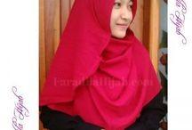 Koleksi Hijab Cantik