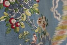 XVIII - embroidery