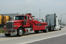 Big trucks / www.evbtowing.com in the Philadelphia area is here for all types of towing