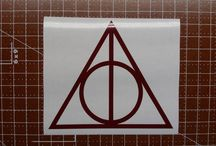 Harry Potter Decals / Stickers
