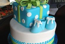 Our Baby Shower Cakes