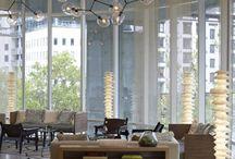 Lobby Oświetlenie Dekoracyjne
