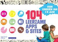 Educatieve apps (2-12 jaar) / Educatieve apps voor peuters, kleuters en leerlingen.