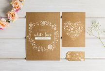 Bex & Dan Wedding Stationery - Thoughts