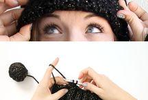 hats crocheted