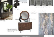 Trend Designs Ltd Concept Boards