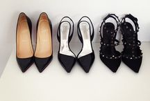 Walk This Way / Flats, heels, boots, sandals / by Marlene Morales