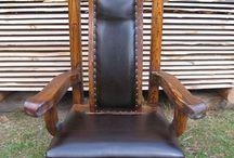Стулья, табуреты, кресла