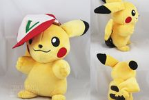 Pikachu patroon
