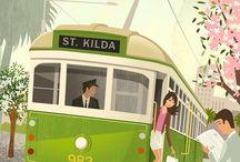 12 - Trams & Trolley