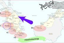 #malesiaswap. Un Progetto unico! / Per conoscere la Malesia attraverso un nuovo modo di viaggiare.
