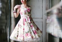 Electro-Swing  / Dress, music, hats, books, 50s...