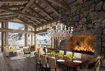 Ski Chalet / by Jane Ringe