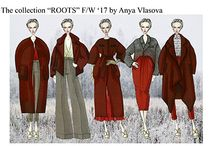 ROOTS Collection by Anya Vlasova