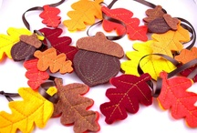 Thanksgiving and Fall ideas / by Kristine Heinrichs