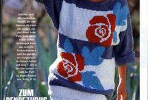 編み物 秋用