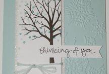 Stamp Sets sheltering tree