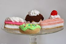 Haken: gebakjes, taart