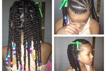 Kids hairstyl