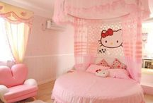 Amiyah's bedroom / by Shaylyn Gause