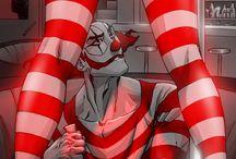 Bozo - The Scary Clowns