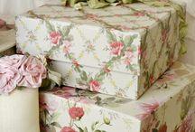 Oude doosjes/ boxes ❤