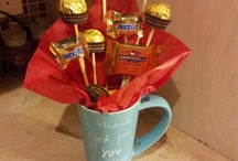 Candy mug gift ideas / by Kim Griggs