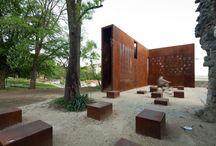 Arquitetura / Algumas das arquiteturas que me impressionaram ou que gosto por algum motivo...