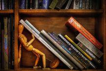 Le livre / Des tonnes de livres,  des endroits magnifiques dédiés aux livres