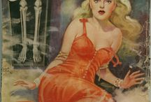 Magazines, Pulps - some of the greatest / by ES Whalen