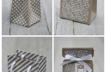 boîte - carton - paquet