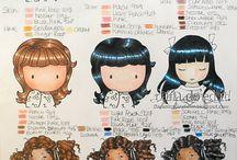 Prismacolor Coloring Book