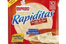 Tortillas - BIMBO / by Bimbo España