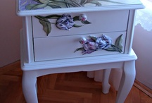 furniture decoupage